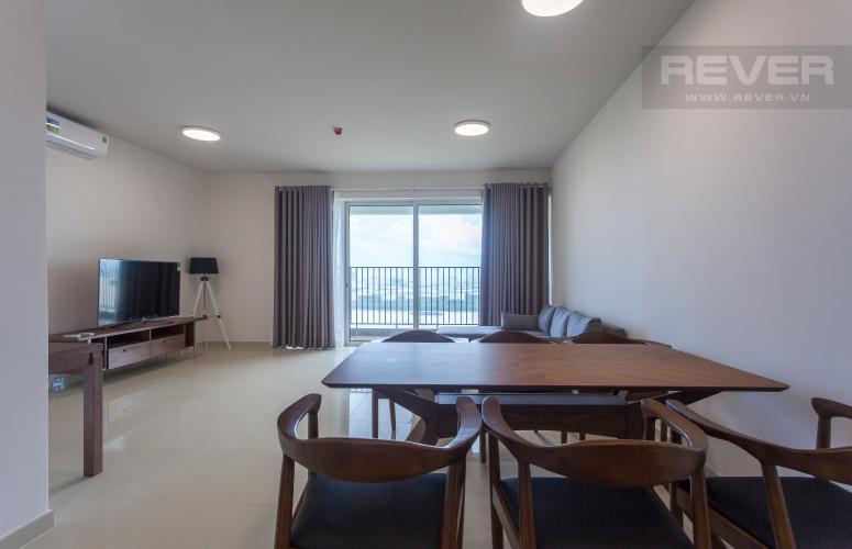 Tổng Quan Căn hộ Vista Verde tầng cao, tháp Orchid, 3 phòng ngủ, view sông trực diện