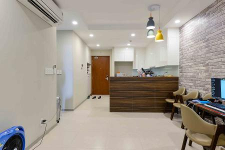 Bán căn hộ The Gold View tầng cao 2PN, đầy đủ nội thất, view sông thoáng đãng