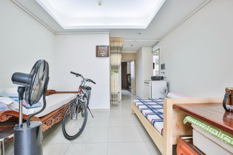 Phòng Khách Căn hộ Imperia An Phú 2 phòng ngủ tầng trung A3 hướng Đông Bắc