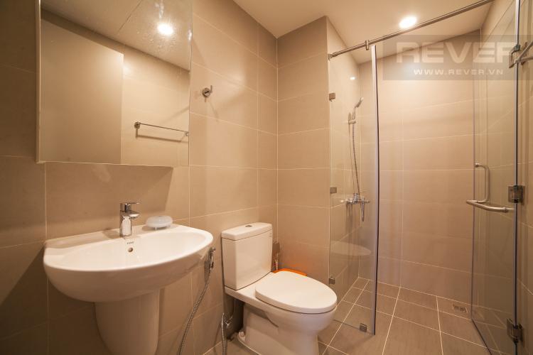 Phòng tắm 2 Căn hộ The Gold View 2 phòng ngủ tầng thấp tháp B nội thất đầy đủ