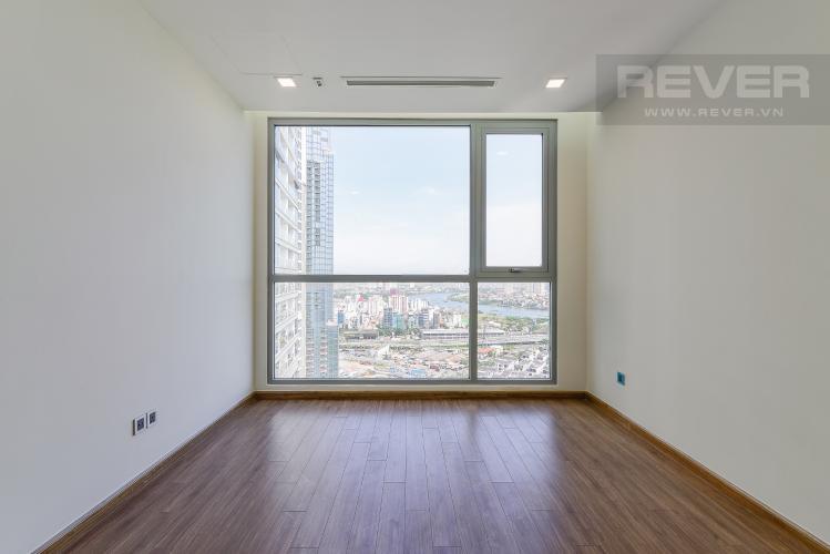Phòng Ngủ 4 Cho thuê căn hộ Vinhomes Central Park 4PN, diện tích rộng thoáng, view sông