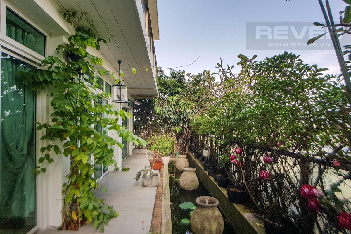 Sân vườn Bán hoặc cho thuê căn hộ sân vườn The Vista An Phú 3PN, tháp T3, diện tích 220m2, đầy đủ nội thất