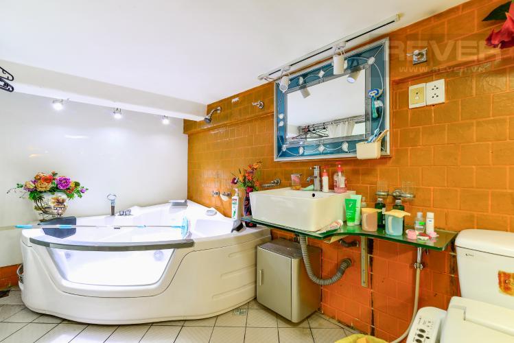 Phòng Tắm 2 Nhà phố Đỗ Ngọc Thạnh Quận 5, 1 tầng, 3PN đầy đủ nội thất