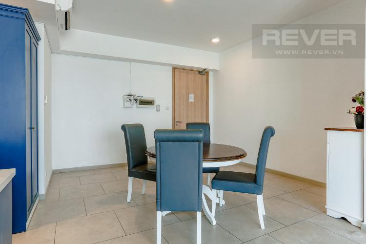 Phòng Ăn Căn hộ The View Riviera Point tầng cao, tháp T3, 2 phòng ngủ, full nội thất