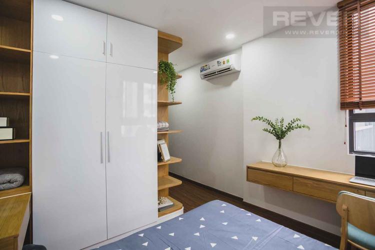 Phòng Ngủ 2 Cho thuê căn hộ Him Lam Phú An 2PN, block C, diện tích 71m2, đầy đủ nội thất