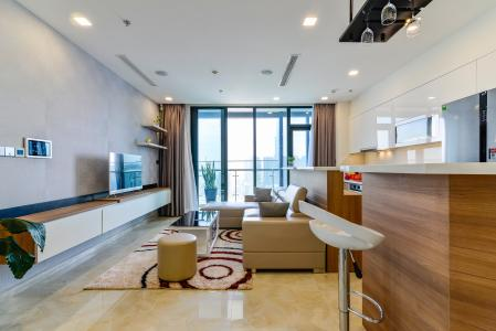 Bán và cho thuê căn hộ Vinhomes Golden River tầng cao, 3PN, đầy đủ nội thất, view đẹp