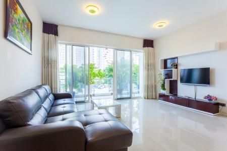 Căn hộ Estella An Phú tầng thấp 2 phòng ngủ, nội thất đầy đủ