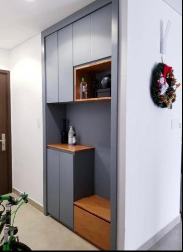 Nội thất Sunrise Cityview, Quận 7 Căn hộ tầng cao Sunrise Cityview 2 phòng ngủ, đầy đủ nội thất.