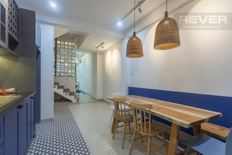 Khu Vực Bếp Văn phòng cho thuê 1 trệt 3 lầu đường Nguyễn Hữu Cảnh, Bình Thạnh