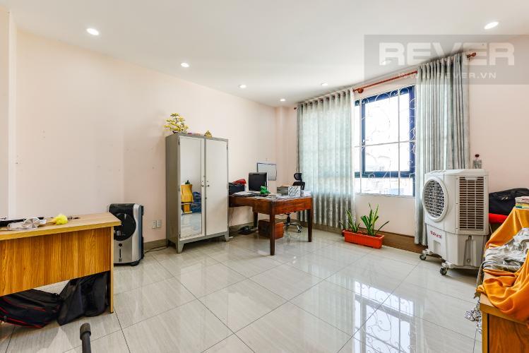 Phòng làm việc Nhà phố 4 phòng ngủ đường Nơ Trang Long Bình Thạnh diện tích 54m2