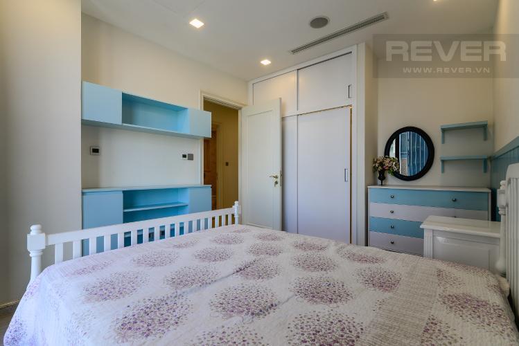 Phòng Ngủ Căn hộ Vinhomes Golden River tầng thấp,1PN đầy đủ nội thất
