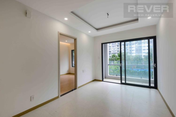 Phòng Khách Bán căn hộ New City Thủ Thiêm 2PN, tháp Babylon, nội thất cơ bản, view hồ bơi