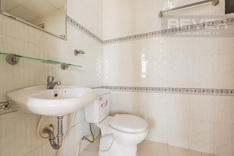 Phòng tắm 2 Căn hộ Chung cư Nguyễn Ngọc Phương 3 phòng ngủ view hướng Tây