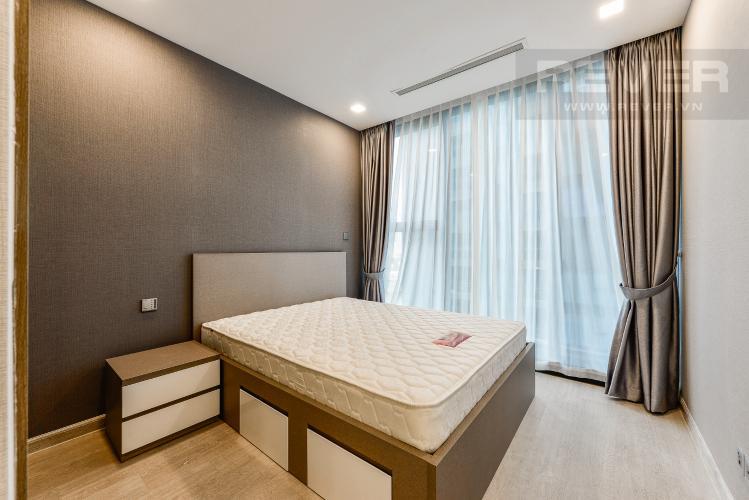 Phòng ngủ 2 Cho thuê căn hộ Vinhomes Golden River tầng thấp, 3PN, đầy đủ nội thất