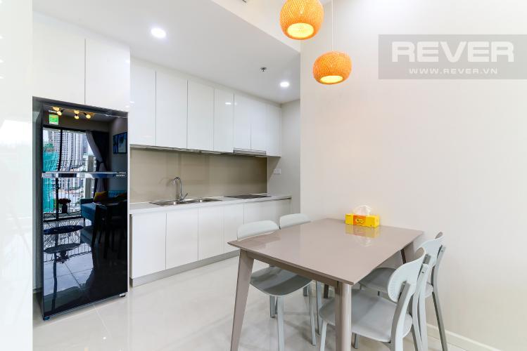 Phòng Ăn & Bếp Cho thuê căn hộ Masteri An Phú 2PN, tháp B, diện tích 75m2, đầy đủ nội thất