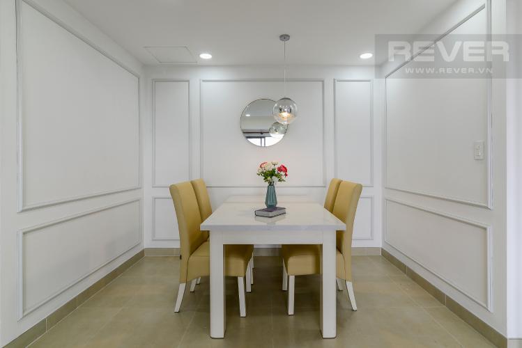 Phòng Ăn Bán căn hộ Masteri Thảo Điền 3PN, tháp T4, diện tích 93m2, đầy đủ nội thất
