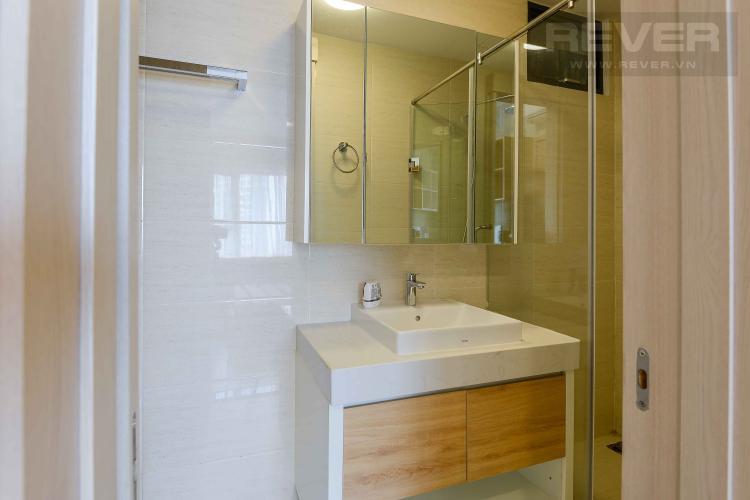 Toilet 1 Cho thuê căn hộ New City Thủ Thiêm 2PN, tháp Babylon, đầy đủ nội thất, view hồ bơi nội khu