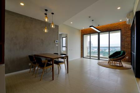 Cho thuê căn hộ Diamond Island - Đảo Kim Cương 2PN, tháp Canary, đầy đủ nội thất, view sông mát mẻ