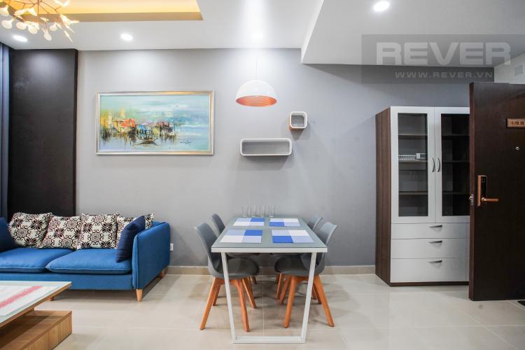 Phòng Ăn Cho thuê căn hộ Sunrise Riverside 2PN, tầng trung, đầy đủ nội thất, view sông mát mẻ