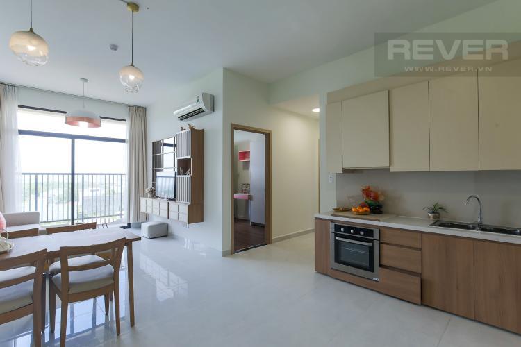 Phòng Bếp Cho thuê căn hộ Jamila Khang Điền 2PN, block C, đầy đủ nội thất, view khu dân cư xanh mát
