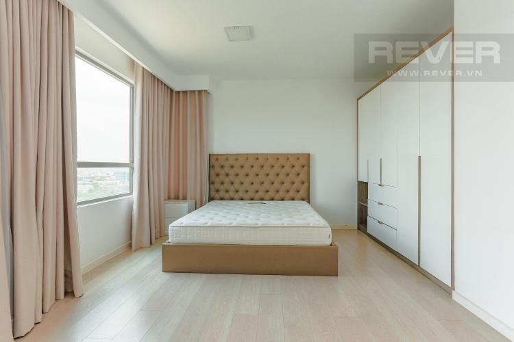 Phòng Ngủ 1 Căn hộ The View Riviera Point tầng thấp 4 phòng ngủ, full nội thất