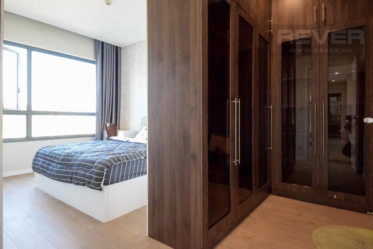 Phòng Ngủ 1 Cho thuê căn hộ Diamond Island - Đảo Kim Cương  2PN 2WC, đầy đủ nội thất, view hướng sông và nội khu