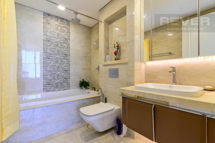 Phòng Tắm 2 Bán và cho thuê căn hộ Vinhomes Golden River tầng cao, 3PN, đầy đủ nội thất, view đẹp