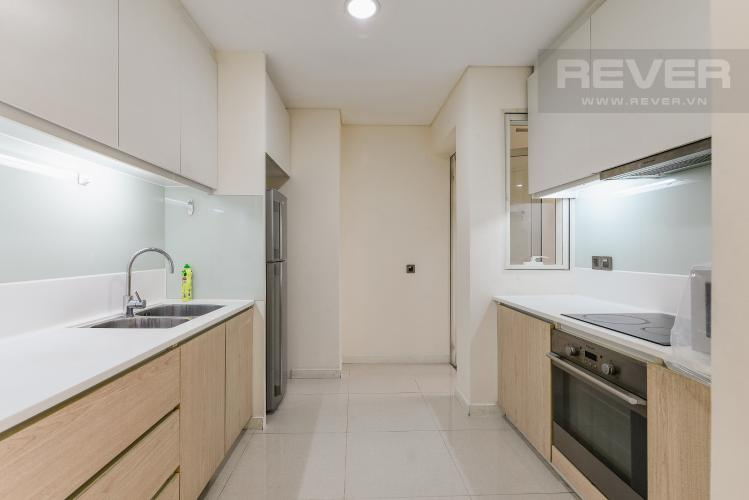 Nhà Bếp Căn hộ The Estella Residence tầng thấp, 2 phòng ngủ, nội thất đầy đủ