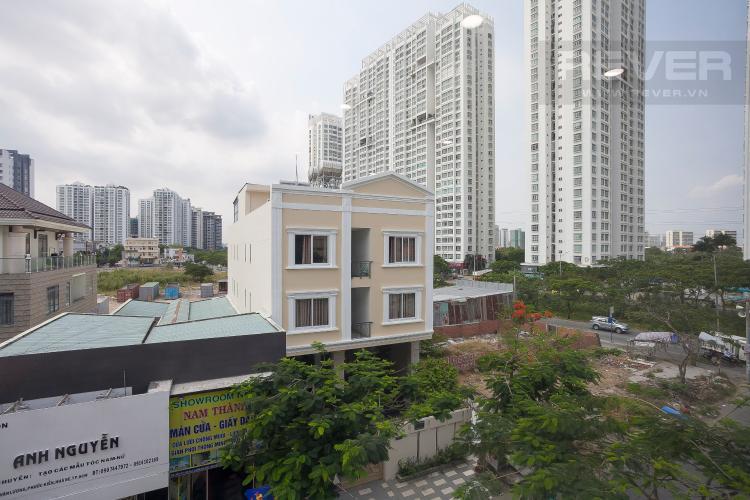 View Tòa nhà kinh doanh đường Lê Văn Lương Phước Kiển Nhà Bè