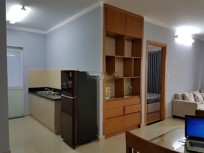 Căn hộ Saigonres Plaza, Bình Thạnh  Căn hộ Saigonres Plaza tầng cao, bàn giao đầy đủ nội thất.