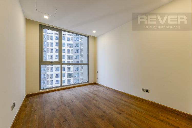 Phòng ngủ 1 Căn hộ Vinhomes Central Park 2 phòng ngủ tầng cao P7 nhà trống