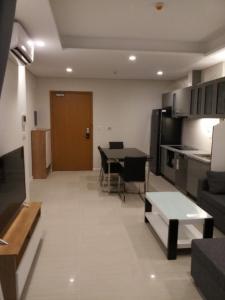 Căn hộ view nội khu Diamond Island đầy đủ nội thất sang trọng.