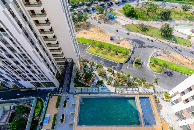 View Bán căn hộ Centana Thủ Thiêm tầng cao 2PN, nội thất cơ bản, view cây xanh và tiện ích nội khu