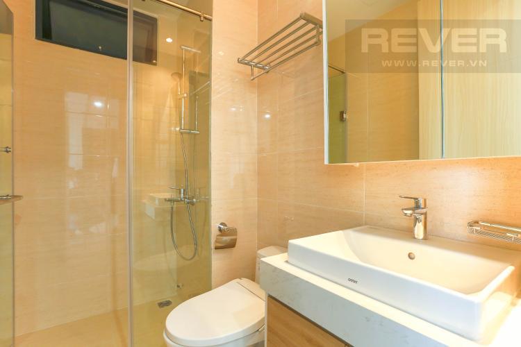 Phòng Tắm 2 Căn hộ New City Thủ Thiêm tầng thấp, 2PN, nội thất cơ bản