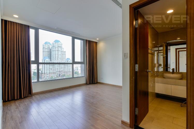 Phòng Ngủ 3 Bán căn hộ Vinhomes Central Park 3PN tầng trung tháp C3, diện tích lớn 121m2, không gian yên tĩnh