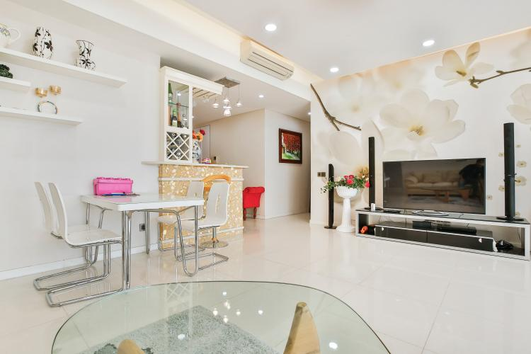 Căn hộ The Estella Residence 2 phòng ngủ tầng cao 2B hướng Đông Nam