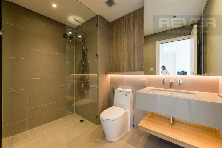 Phòng Tắm Cho thuê căn hộ City Garden 1 phòng ngủ, diện tích 65m2, tầng trung view mát mẻ