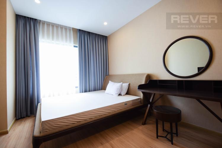 Phòng Ngủ 2 Căn hộ New City Thủ Thiêm 2 phòng ngủ tầng thấp BA đầy đủ tiện nghi