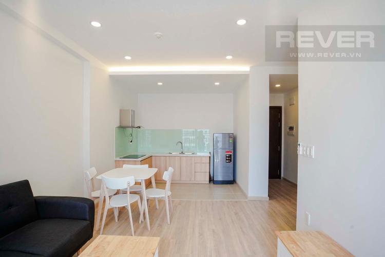 Phòng Ăn Cho thuê căn hộ Sunrise Riverside 2PN, đầy đủ nội thất, view hồ bơi