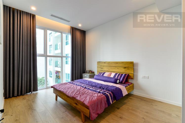 Phòng Ngủ Bán căn hộ Sadora Sala Đại Quang Minh 2PN, đầy đủ nội thất, view hồ bơi nội khu
