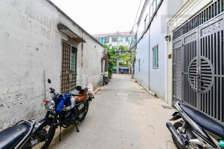 Lộ Giới Bán nhà phố 2 tầng, 4PN, đường nội bộ Bùi Quang Là, nằm trong khu vực an ninh, yên tĩnh