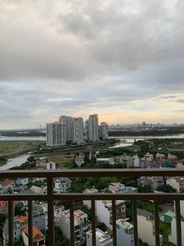 3db0f0ae560ab154e81b Bán officetel The Sun Avenue 1 phòng ngủ, block 8, diện tích 51m2, view sông thoáng mát