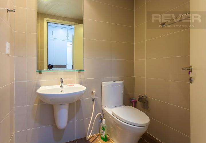 Phòng tắm Căn hộ Masteri Thảo Điền trung tầng T2 thiết kế đẹp, đầy đủ tiện nghi