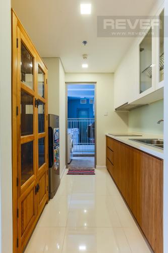 Phòng Bếp Cho thuê căn hộ 607B Rivera Park Sài Gòn 2PN, nội thất đầy đủ, view hồ bơi