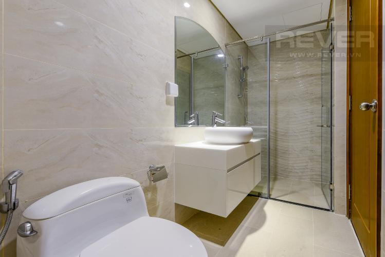 Phòng tắm 2 Căn hộ Vinhomes Central Park 3 phòng ngủ tầng cao L1 view sông