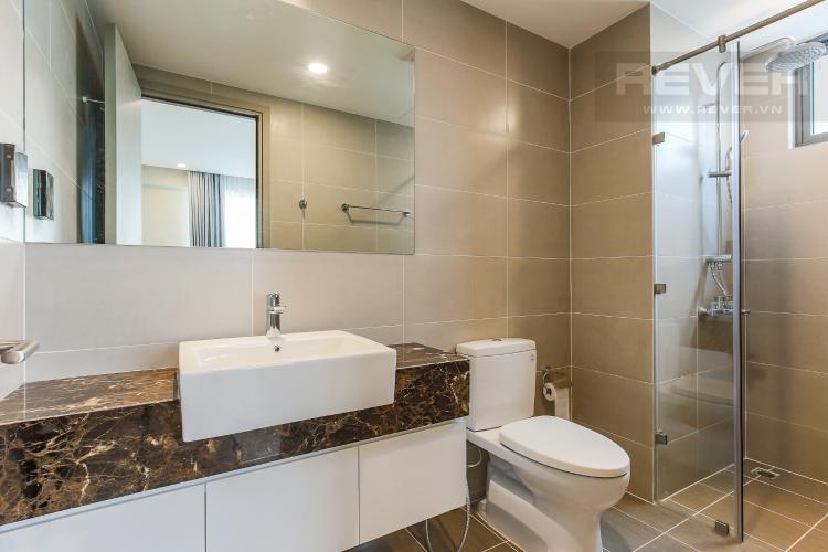 Phòng Tắm Căn hộ The Gold View 2 phòng ngủ tầng trung A2 đầy đủ nội thất