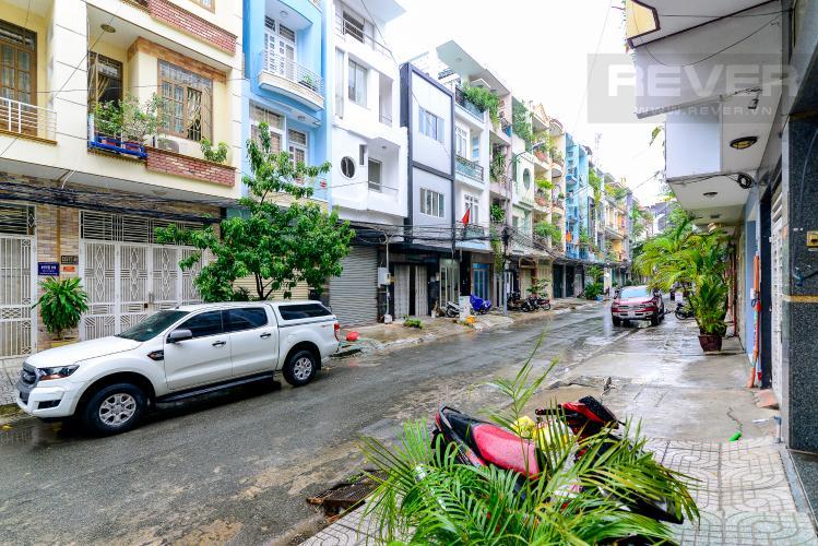 Lộ Giới Cho thuê văn phòng đường nội bộ Nguyễn Hữu Cảnh, diện tích 63m2, cách cầu vượt Nguyễn Hữu Cảnh 500m