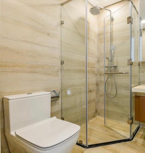 Phòng tắm , Căn hộ vinhomes Golden River , Quận 1 Căn hộ Vinhomes Golden River tầng 6 ban công hướng Tây Nam thoáng mát.