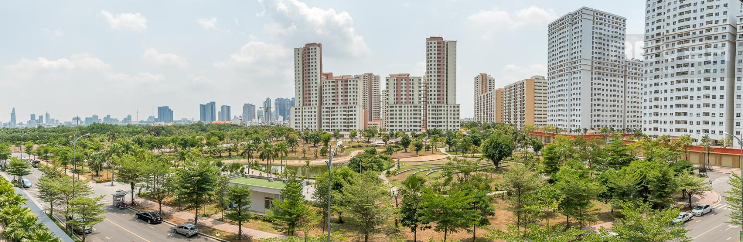 View căn hộ NEW CITY THỦ THIÊM Cho thuê căn hộ New City Thủ Thiêm 2PN, tầng thấp, đầy đủ nội thất, view công viên