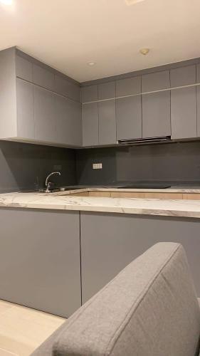 Phòng bếp Diamond Island Quận 2  Căn hộ Đảo Kim Cương tầng thấp, 1 phòng ngủ, đầy đủ nội thất.